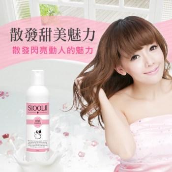 甜蜜約會牛奶香氛洗髮乳(350mL)